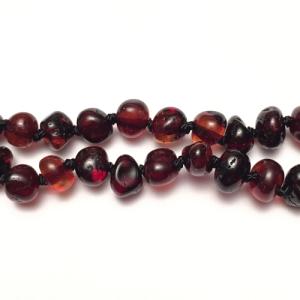 imagen de la pulsera de ambar cherry